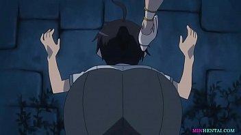 bruxas transformam um garoto adolescente em um monstro, e ele as fode
