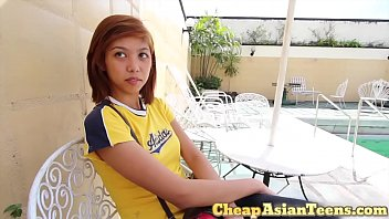 Picking Up Young Pinay for a Quick Suck &amp_ Fuck pt1 - CheapAsianTeens.com