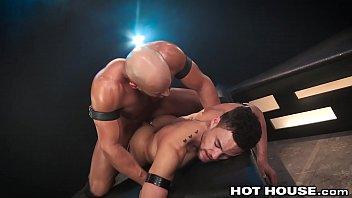 Hot Mixed Raced Boys Sean Zevran & Beaux Banks Fuck Nice! Thumb