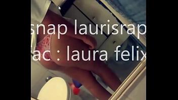 laura felix snapchat