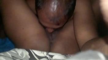 Pussy sucking