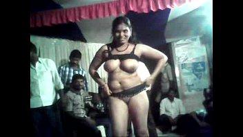 Telugu aunty sex dance in road