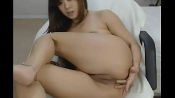 crazyamateurgirls.com - Hot Asian Babe Playing Pussy and Ass Fingering - crazyamateurgirls.com