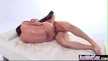 Deep Anal Hard Sex With Big Butt Nasty Girl (Eva Angelina) video-17