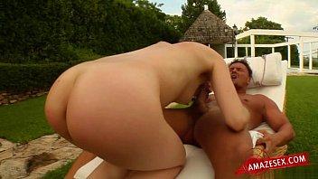 foto amatoriale Dick soffocamento su un grosso cazzo nero