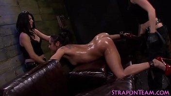 Порно на хате в черных чулках