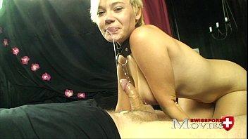 Blonde Teen Angel used as a Sex-Slave in Zürich