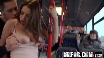 Mofos - Mofos B Sides - (Bonnie) - Public Sex City Bus Footage