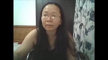 Китаянку по вебке