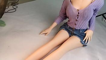 ES Doll 158 CM Japanese Sex Doll Silicone Love Doll