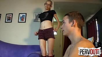 Pegging the Sissy Slut STRAP-ON FEMDOM