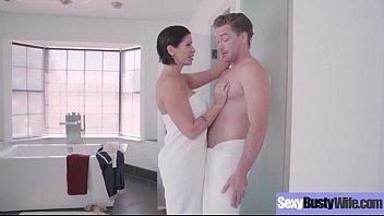 Hardcore Sex Action Scene With Big Round Boobs Slut Milf (Shay Fox) mov-26