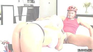 Huge Jugs Brandi Bae Fucking Black Dude at Home while Boyfriend is Around