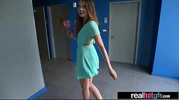 Amazing Sex Scene On Cam With Naughty GF (elena koshka) movie-11