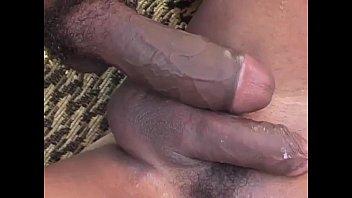 Hot black cop ass fucks horny ebony