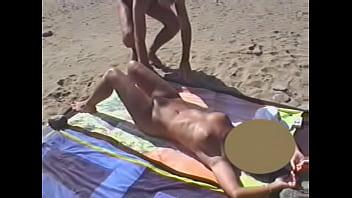chica desnuda Gran Canaria