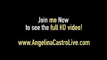 Cuban Latin, Angelina Castro & Preggo Virgo Peridot Get Off!