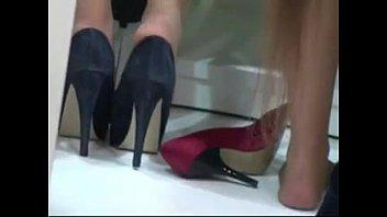 Shoeplay hostess 2
