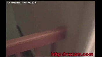 Hot Stripping Young College Girl webcam tape private