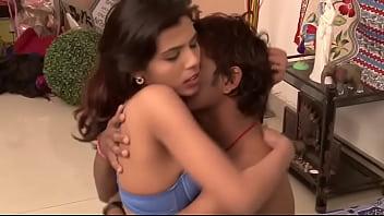 Sexy desi couple foreplay sex hot boobs show -desixporn.com