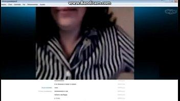 mi suegra en skype espera sus comentarios cachondos