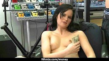 Porn Casting Teen for Money 17