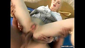 Skodova Enjoys Anal And Pissing