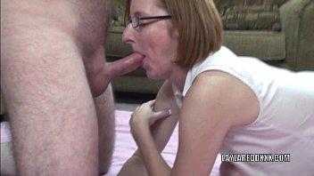 Redhead MILF Layla Redd gets her mature twat fucked