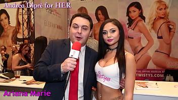 Andrea Diprè for HER – Ariana Marie 92 sec 720p
