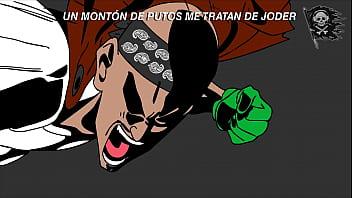 One punch man parodia