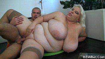 Big booty BBW slut gets fucked hard