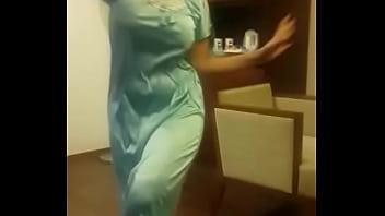 Indian big boobs aunt