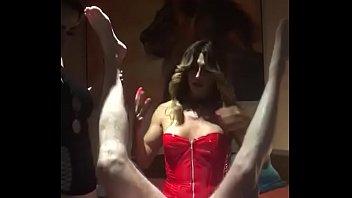 Транс sex video