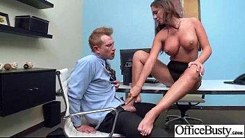 Office Busty Girl Love Hard Sex In Office movie-06