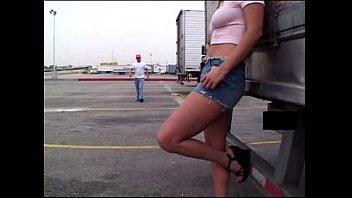 Дальнобой и проститутка