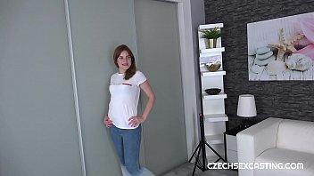 Czech model Kizzy Sixx with big ass