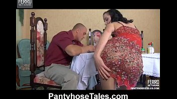 VERONICA&NICHOLAS GREAT PANTYHOSE MOVIE