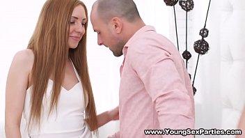 Young Sex Parties - Teens Tetti Dew Korti, Veronika Fare having threesome fun