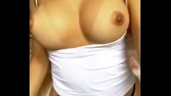 Big tits Luana Varella showing big tits