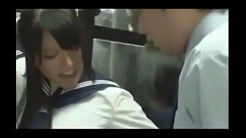 هوتي اليابانية إعطاء الحافلة