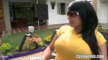 Hot mature milf, Sandra colombian big ass