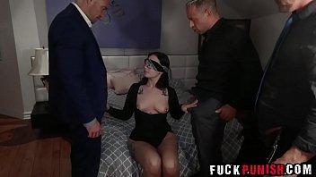 Stella Rae In Blindfolded and Boned
