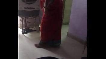 My desi maid boob show
