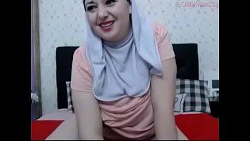 Hijab Girl Mast erbating On Camera era