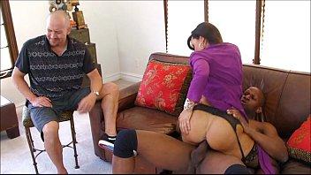 Lisa Ann gets pounded by huge black cock - for more visit pornvideocorner.com