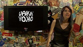 سوزي بلو فاكا يوكو تلفزيون البورنو تظهر باللغة الإسبانية
