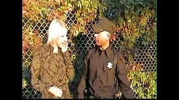 MaXXX Loadz in Cop uniform Finds Sue Sin breaking the law