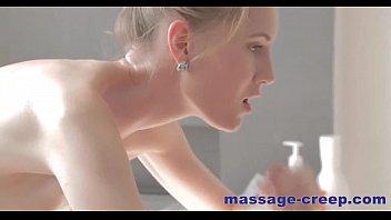young skinny perfect massage-creep