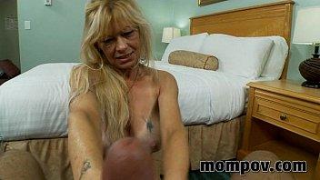 big tit blonde milf fucks young cock