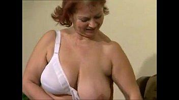 Granny BBW Ildiko Fucked In The Work Shop